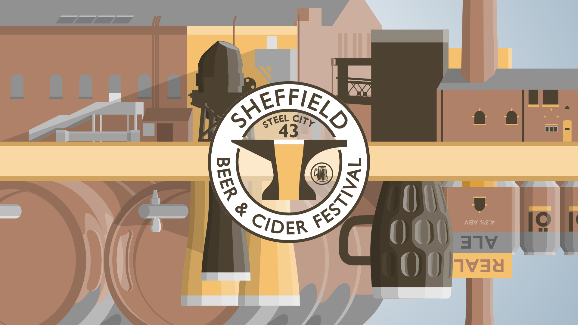 Sheffield Beer & Cider Festival 2017 - Steel City 43