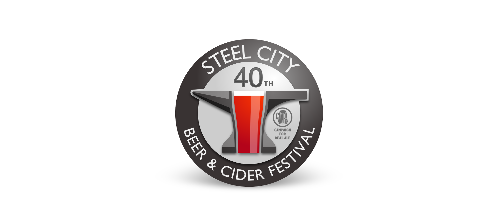 40th Steel City Festival Logo