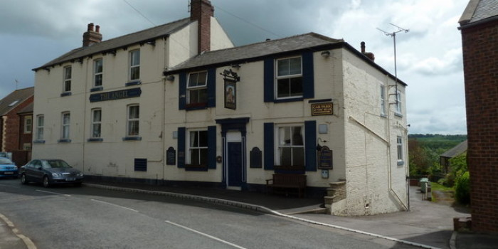 The Angel Hotel, Spinkhill