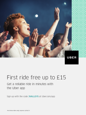 Uber 3Valleys promo