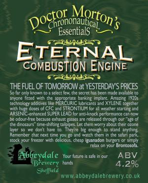 Dr Morton Combustion Engine