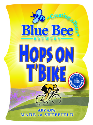 Hops on T Bike