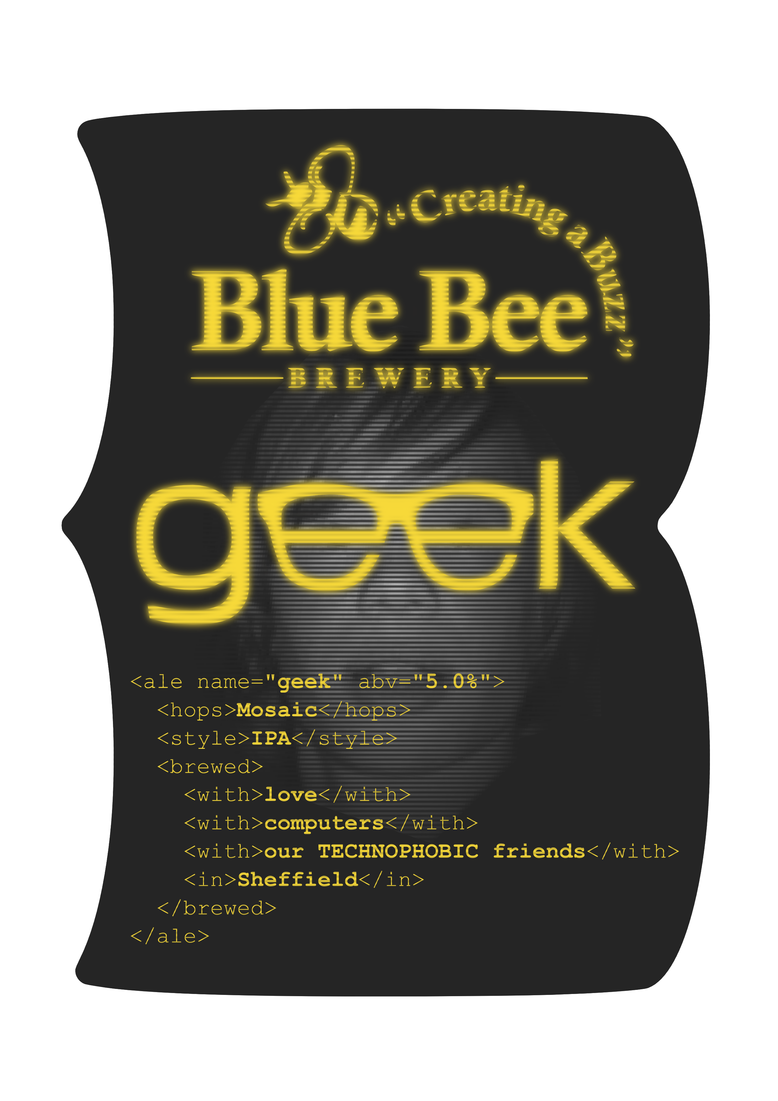 Blue Bee Geek 1.3
