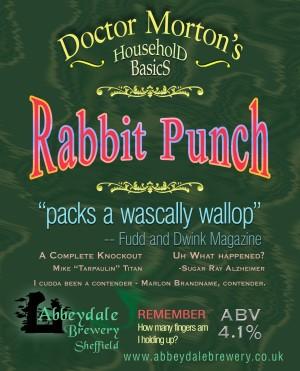 Abbeydale Dr Mortons Rabbit Punch