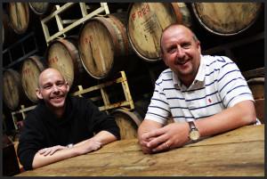 Thornbridge Paul Leeyen and Simon Webster