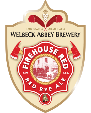 Firehouse Red pump clip