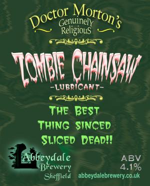 zombie chainsaw