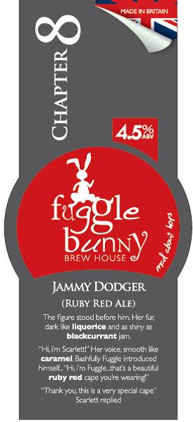 FUGGLE BUNNY C8 JAMMY DODGER