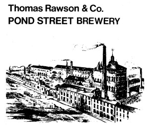 Thomas Rawson Brewery c1860
