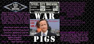 TMB16Z Imperial label V1 War Pigs