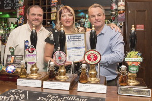 Hyde Park improved pub award