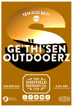 sheffield Brewery Gethisen Outdooerz