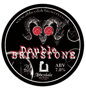 double brimstone badge