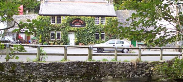 Anglers Rest Millers Dale [381855]