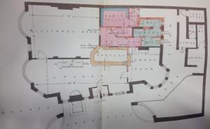 Princess Royal floorplan