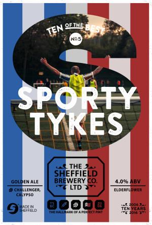 Sheffield Brew Sporty Tykes