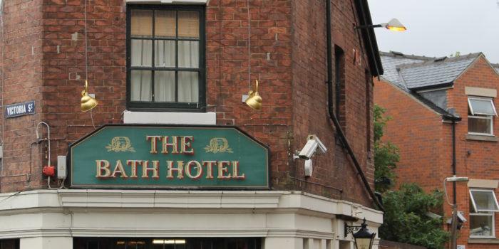 Bath Hotel external