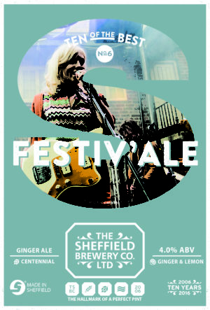 Sheffield Brewery FestivAle