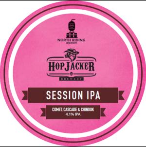 Hopjacker Session IPA