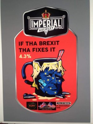 imperial steel city raw brexit