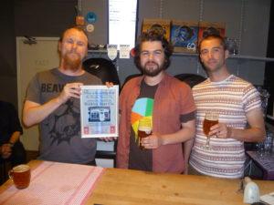 walkley beer co POTM July16