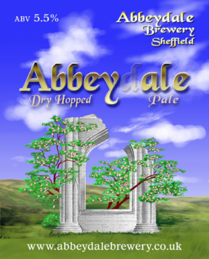 Abbeydale dry hopped pale