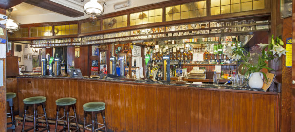 Branch Bar And Public Room Menu
