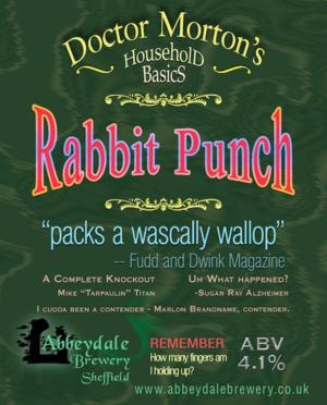 Abbeydale Rabbit Punch