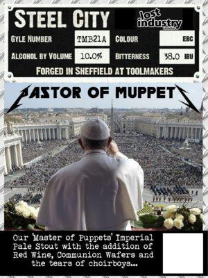 TMB21A Pastor of Muppets V2