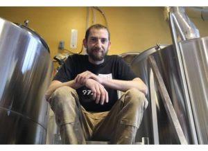ben flerchinger lead brewer Lucky Lab