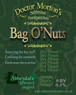Abbeydale Bag O'Nuts
