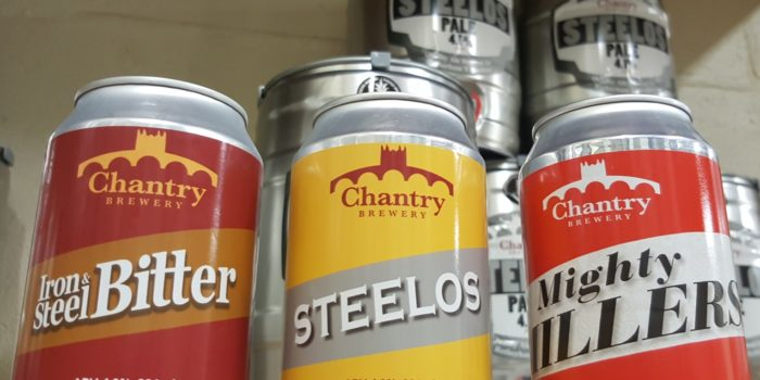 Canned Beers chantry