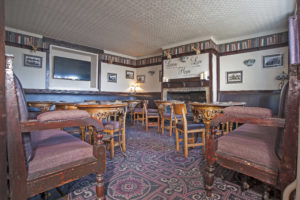 Snug at Blue Ball, Worrall