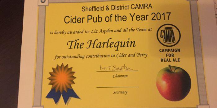 harlequin certificate