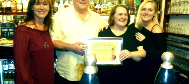 f009fd2068d64e Cider Pub of the Year | CAMRA Sheffield & District