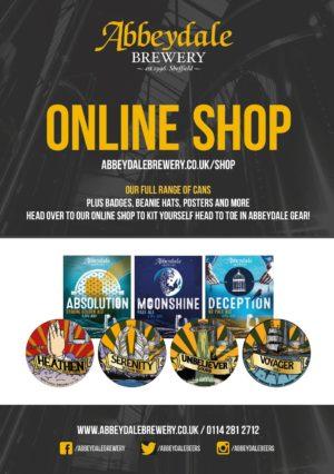 Abbeydale Online Shop
